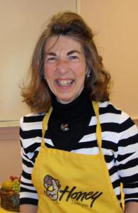 Beekeeper Barbara MacPhee