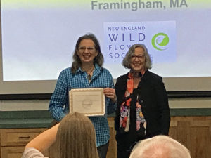 Garden-911 Boston owner Carol Lundeen graduates with Advanced Certificate in Native Plant Horticulture and Design