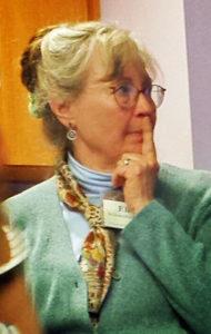 Ellen Schoenfeld-Beeks Garden Revolution Talk, Sharon